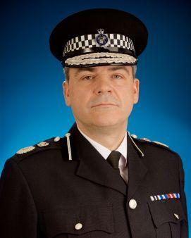 Chief Constable David Thompson